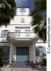 courthouse - the courthouse on front street Philipsburg St ...