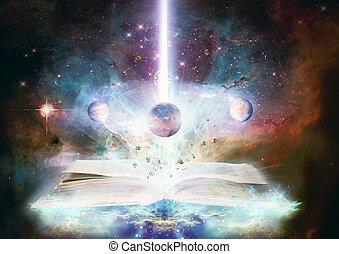 The Creation - Creation of the universe by the powerful word...