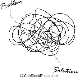 The creative way from problem to solution