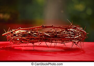 crown of thorns