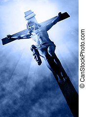 The Crucifixion - The Jesus on the cross