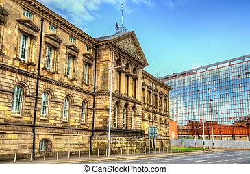 The Customs House in Belfast - Northern Ireland