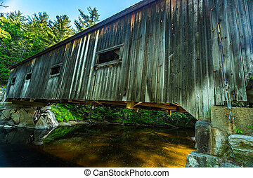 Dalton Covered Bridge