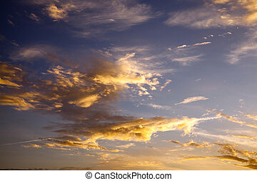 the dawn of the sun