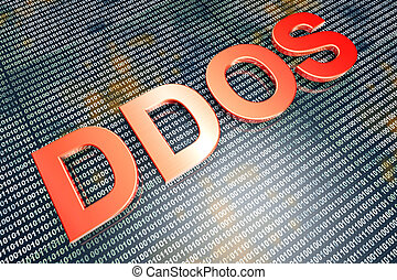 DDOS - The DDOS - Distributed Denial Of Service - hackers...
