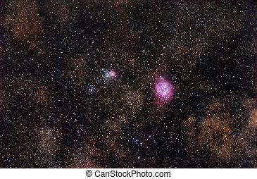 The deeps of Milky Way