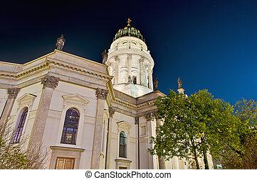 The Deutscher Dom at Berlin, Germany