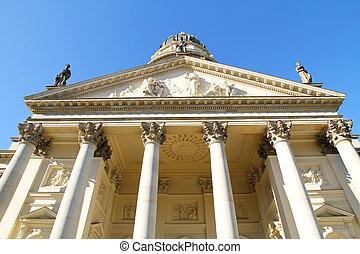 The Deutscher Dom in Berlin