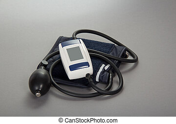 The device for blood pressure measurement