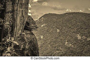 The Devils Head Overlook