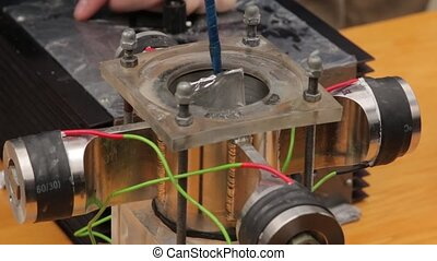 The DIY Machines the - The DIY ultrasonic cleaner metall