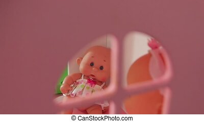 The Doll In Toy House