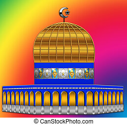 Dome  - The Dome of the Rock