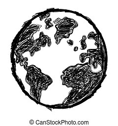 the doodle earth