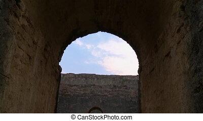 The door to history