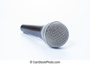 the dynamic microphone