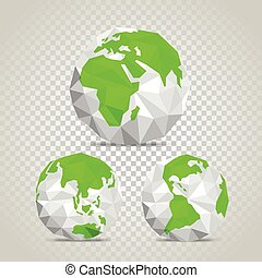 Detailed white worldwide map on transparent background clip art the earth with abstract world map infographic template with the earth on transparent background gumiabroncs Choice Image