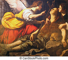 The Ecstasy of St. Mary Magdalene