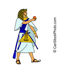 Egyptian - The Egyptian and the sphere magical