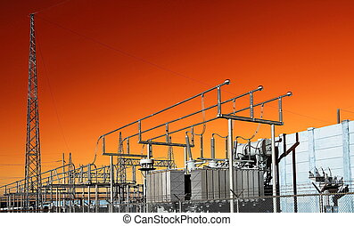 The Electrical Substation