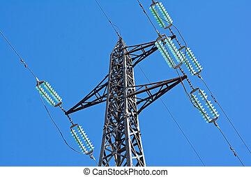 the Electrical tower