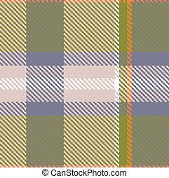 The element of seamless plaid pattern.