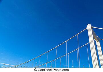 The Elisabeth Bridge in Budapest - The Elisabeth Bridge in...