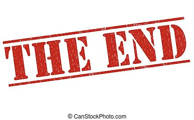 The end stamp