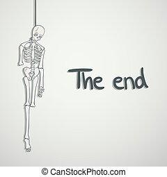 the end terror