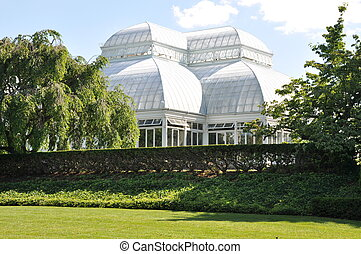 New York Botanical Garden - The Enid A. Haupt Conservatory...