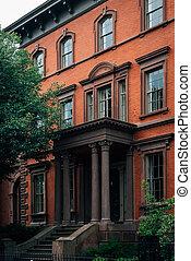 The Essex Institute, in Salem, Massachusetts