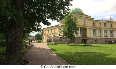 The estate Marino in the Leningrad region. 4K. - The estate...