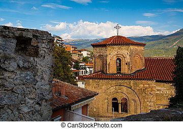 Church of St. Sophia, Ohrid
