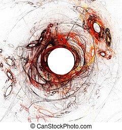 The eye of God - Solar Eclipse - The eye of God Solar...