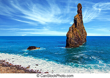 The fabulous island of Madeira