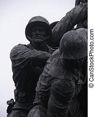 Iwo Jima Soldier