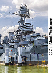 The Famous Dreadnought Battleship Texas - The Famous...