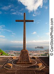 The famous place on Azores