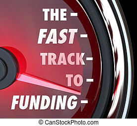 The Fast Track to Funding Speed Quick Funded Start Up - The ...