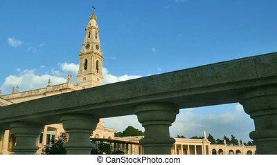 The Fatima Sanctuary, Portugal - Fatima Sanctuary and...