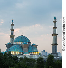 The Federal Territory Mosque
