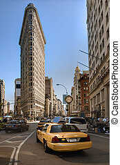 Flatiron District - The Flatiron District, a historic...