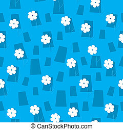the flower background