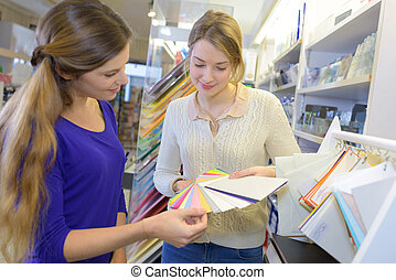 the folder shop