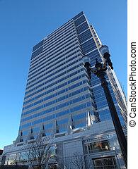 The Fox tower, Portland OR. - A prestigious architecture in ...
