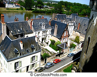 The French small town