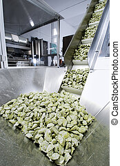 The fresh pasta industry - Automated food factoy make ...