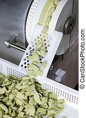 The fresh pasta industry