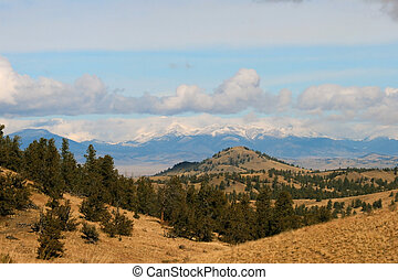 "The Front Range - The \""Front Range\\\"" of the Colorado..."