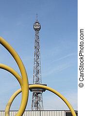 The Funkturm in Berlin